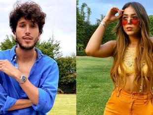 """Sebastián Yatra y Danna Paola encienden la polémica al aparecer en el videoclip del tema """"Contigo"""""""