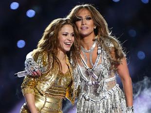 Jennifer Lopez y Shakira arrasan en la Super Bowl más latina de la historia