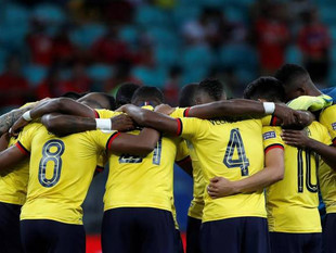 Confirman fecha del partido amistoso de Ecuador ante Perú