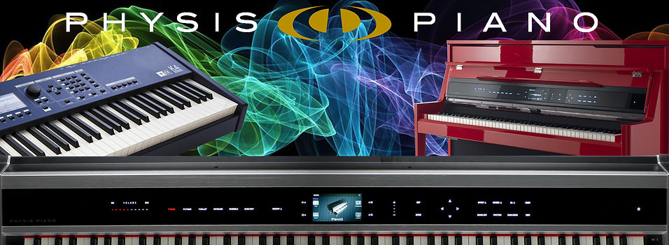 Physis® Piano by Viscount – Viscount Organs of the Ohio Valley