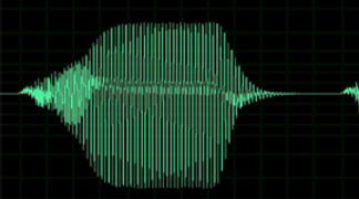 Sampled Sound Wave