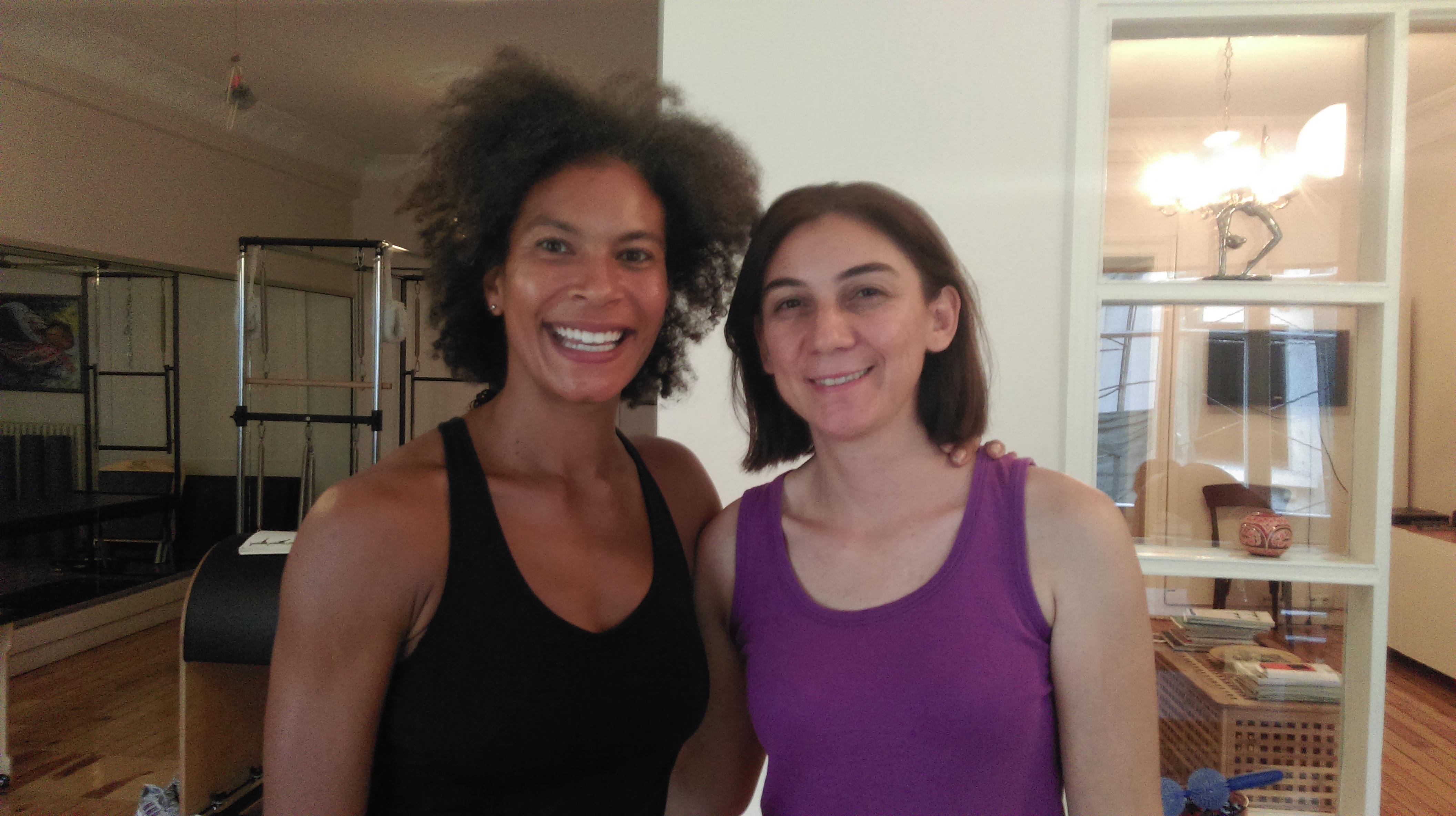 Stott Pilates Master Jennifer Dahl