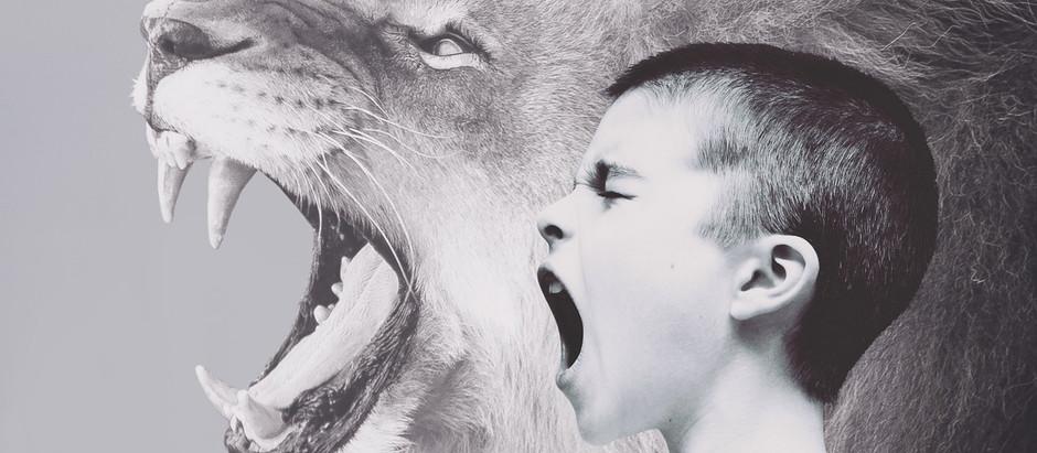 THE ROAR OF THE LION OF JUDAH