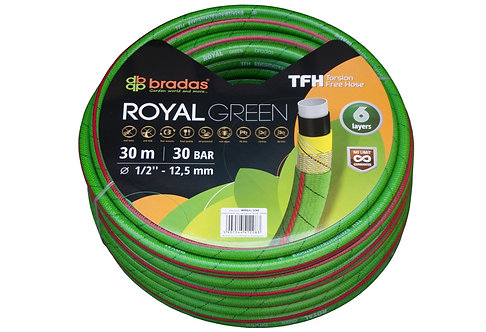 Professional Garden Hose - 6 Layer in Green or Gold colour