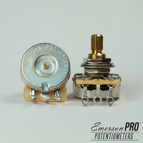 EMERSON PRO CTS - 250K POTENTIOMETER SPLIT