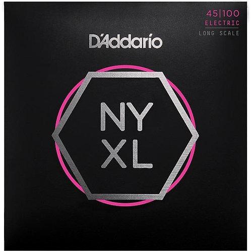 Daddario NYXL 45-100 - Bass Guitar