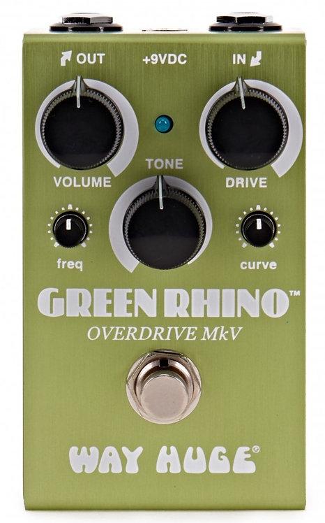 Way Huge Smalls Green Rhino MkV Overdrive
