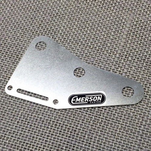 emerson 39 59 stratocaster ground shield plate. Black Bedroom Furniture Sets. Home Design Ideas