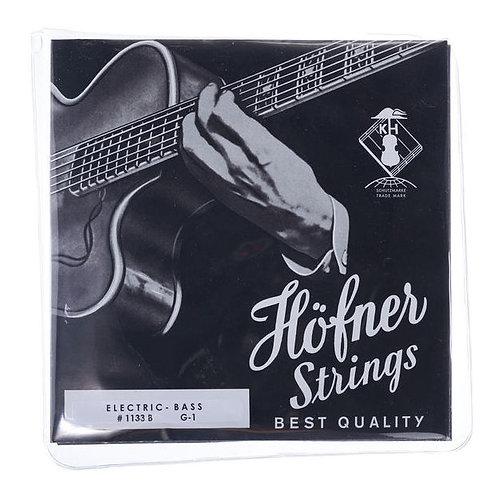 "Höfner H1133 Electric Bass ""Beatles Bass Strings"" (40-100)"
