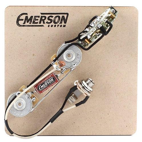 EMERSON 3-WAY TELECASTER PREWIRED KIT