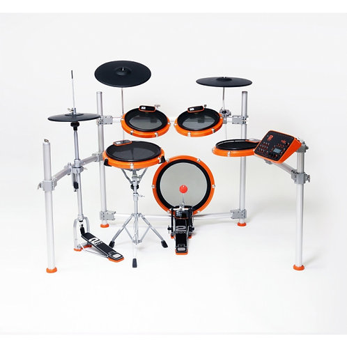 2BOX KOMPLETT DRUM-SET