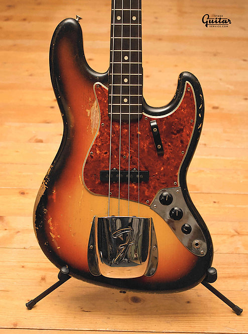 FENDER JAZZ BASS - USA 1965 (PRE CBS)