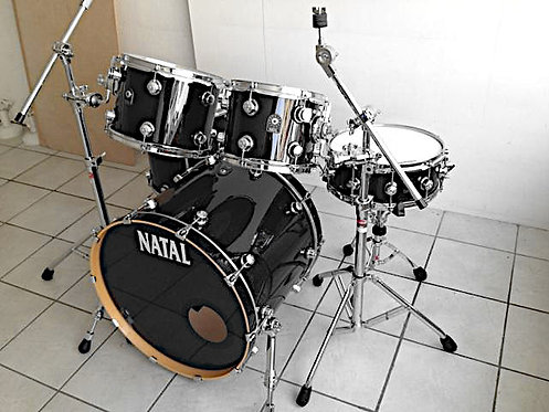 Natal Drumset US Maple