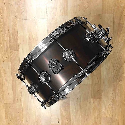 NATAL Limited Edition Aged Bronze Snare Drum