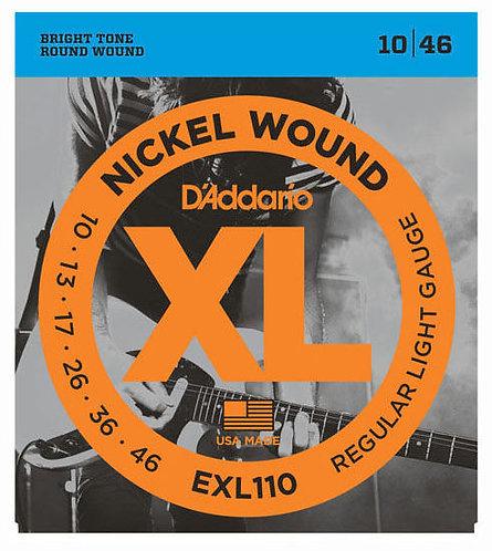 Daddario EXL110 - Electric Guitar