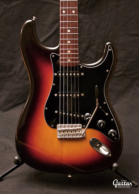 SQUIER STRATOCASTER SILVER SERIES - Japan 1990