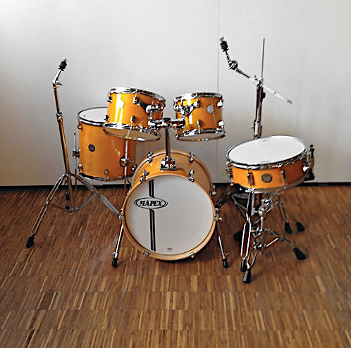 Mapex Meridian Birch Amber - Drumset