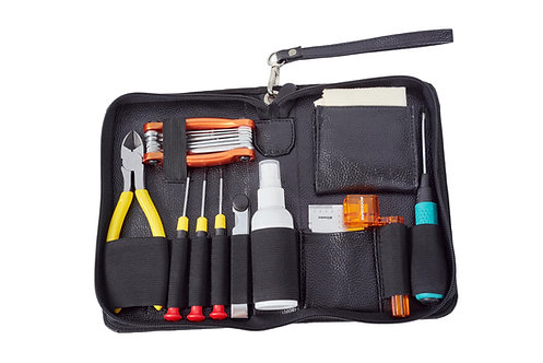 RockCare Kit Pro - Professional Guitar & Bass Maintenance Tool Set