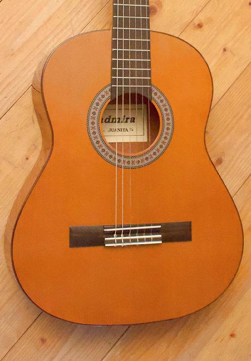 Klassische Gitarre 3/4 Mensur