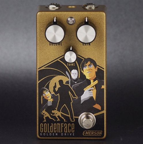 EMERSON GOLDENFACE OVERDRIVE