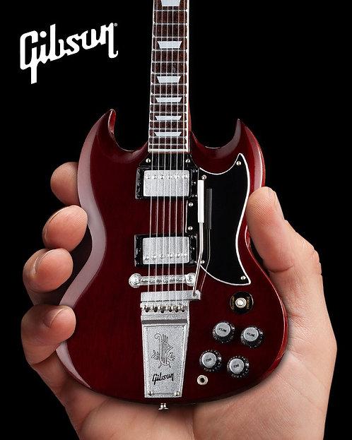 Gibson SG Standard 1964 1:4 Scale Mini Guitar Model