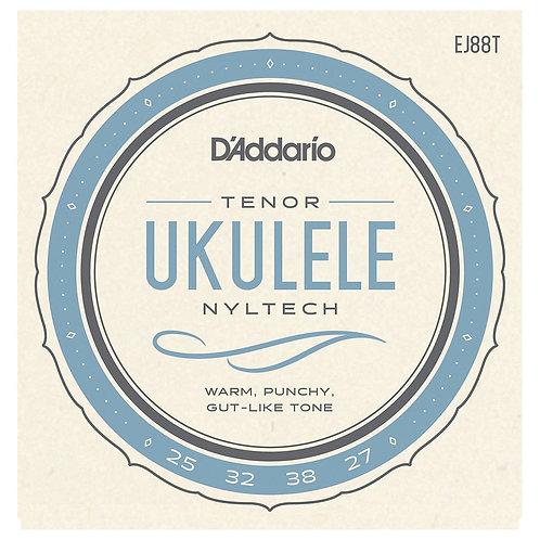 D'Addario EJ88T Nyltech Ukulele - Tenor