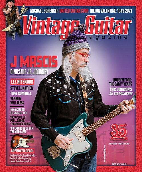 Vintage Guitar Magazin - May 2021