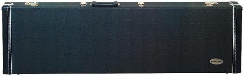 RockCase - Bass Guitar Hardshell Case - Black