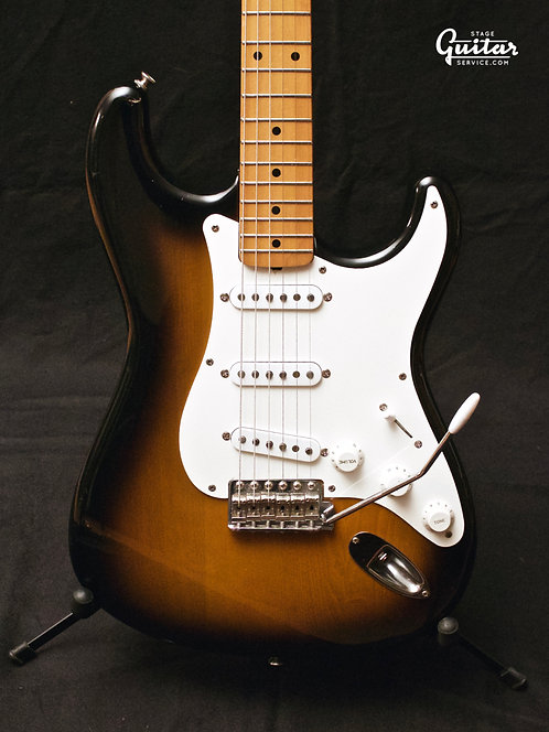"FENDER SQUIER JV STRATOCASTER ""EXPORT"" - Japan 1982"