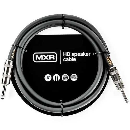 "SPEAKER CABLE - MXR HD TS - 1.8M (6"")"