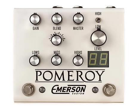 EMERSON POMEROY - WHITE