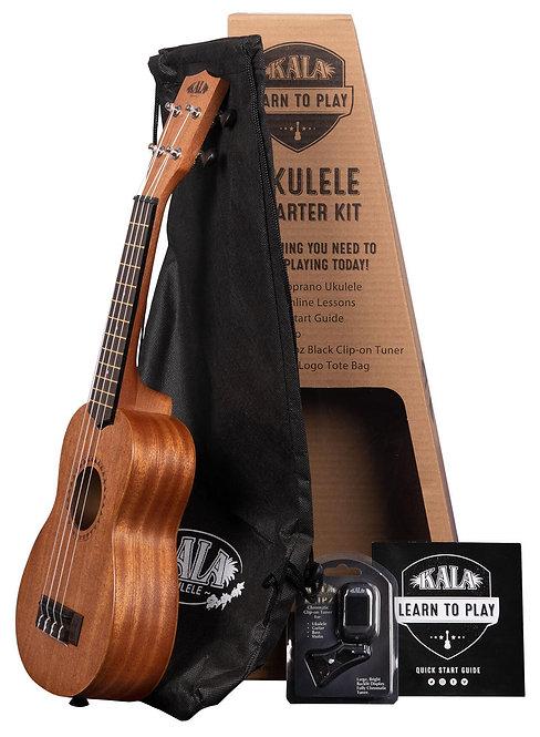 KALA - Learn To Play Ukulele Starter Kit