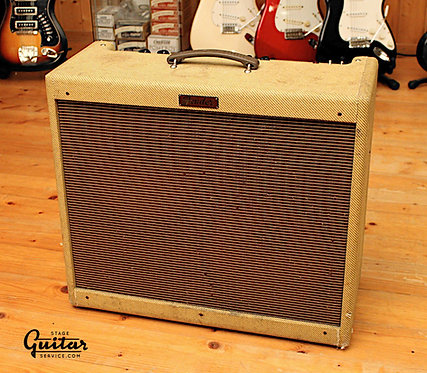 FENDER BLUES DE VILLE 212 - USA 1995