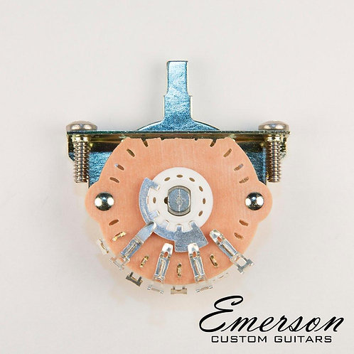 EMERSON CUSTOM 3-WAY LEVER SWITCH (OAK GRIGSBY)