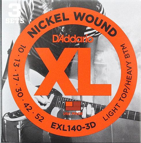Daddario EXL140-3D - Electric Guitar