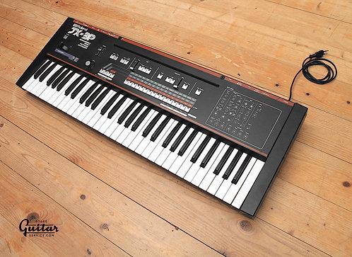 Roland JX-3P Analog Synthesizer - Japan 1983
