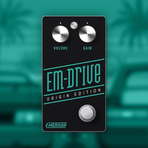 EMERSON EM-DRIVE ORIGIN EDITION