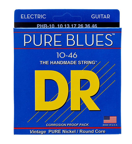 DR Pure Blues PHR-10 - Electric Guitar