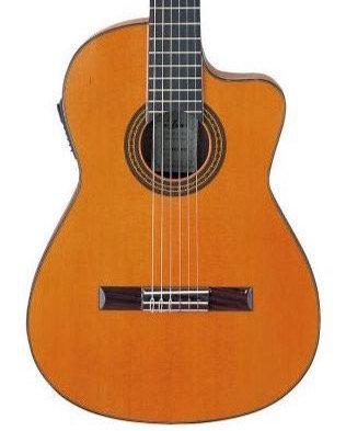 ARIA AR GC25CE - Klassische Gitarre