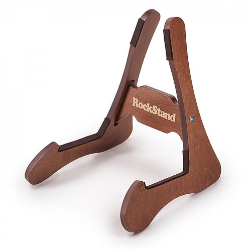 RockStand Ply Wood A-Frame Stand for Acoustic Guitar