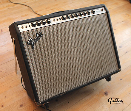 FENDER TWIN REVERB SILVERFACE - USA 1976