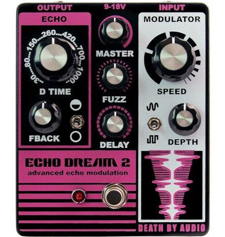 Death by Audio Echo Dream 2 - Advanced Echo Modulation