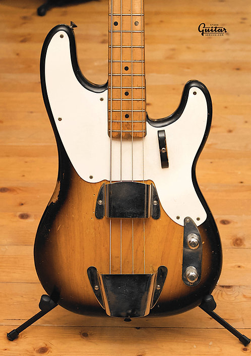 FENDER PRECISION BASS - USA 1956