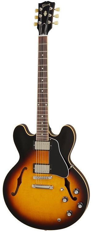 Gibson ES-335, Vintage Burst