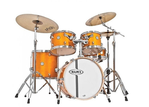 MAPEX HORIZON - Komplett Set Drum