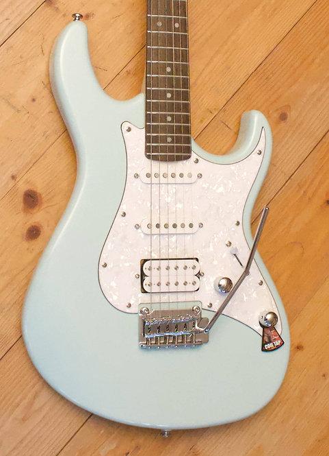 Elektrische Gitarre Cort G-250, blue