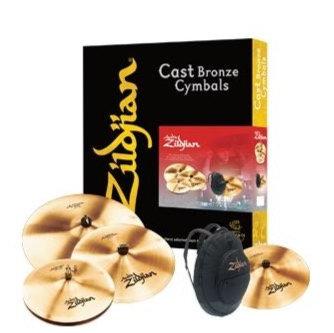 Zildjian Cymbal Set Avedis A0912