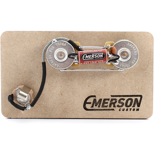 EMERSON PRECISION BASS PREWIRED KITS