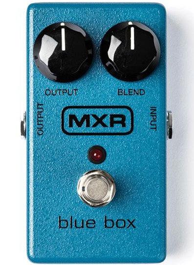 MXR BLUE BOX M-103