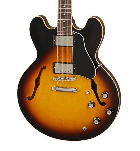 Gibson ES 335, Vintage Burst